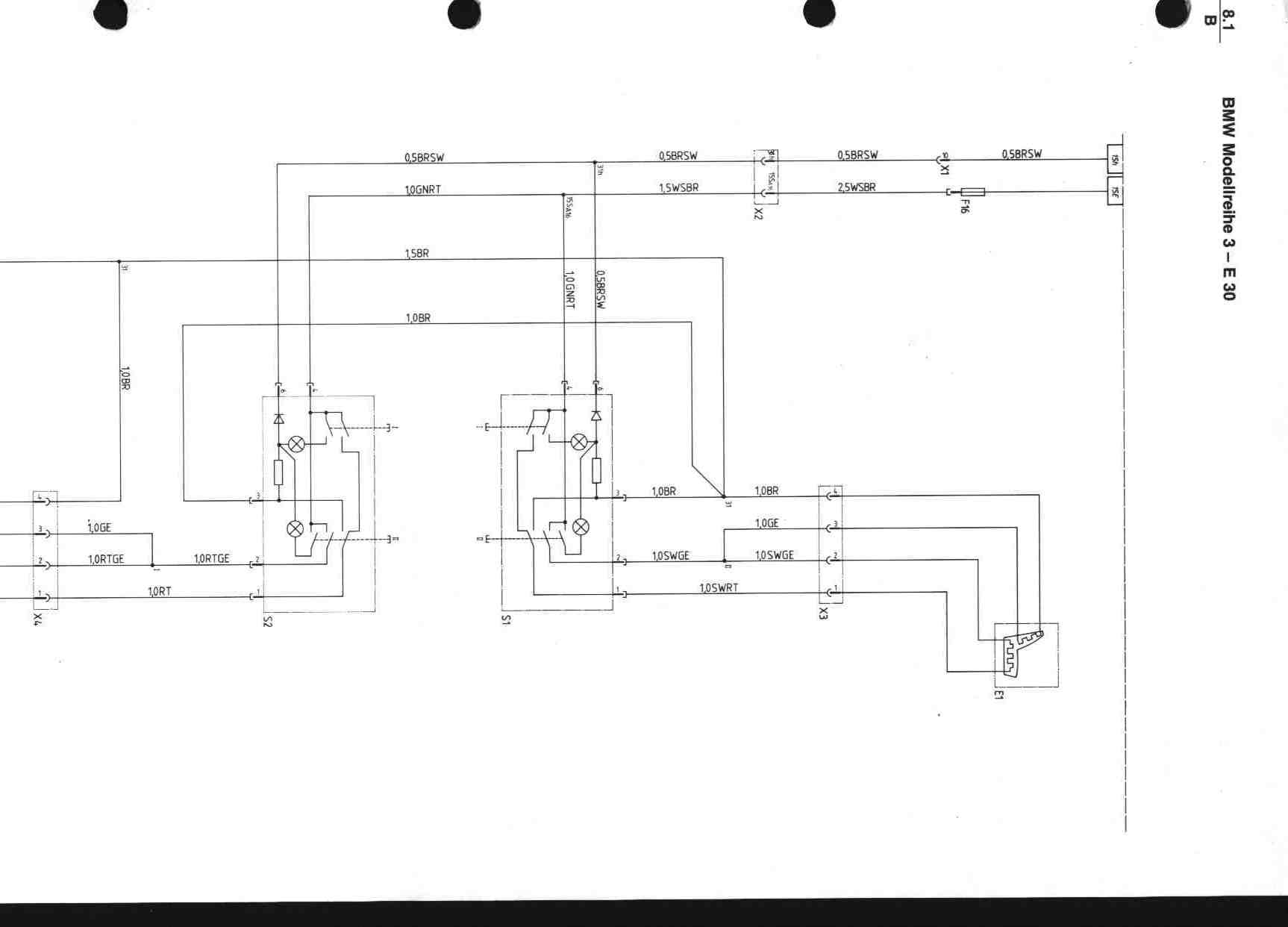Anschluss Sitzheizung E 30 Sitze - Seite 2 - Technik [Tuning ...