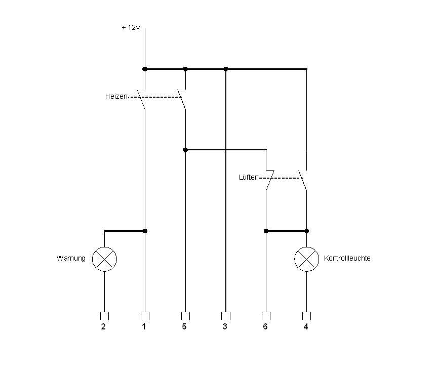 Schaltplan für Relais für Sirokko-Heizung - Technik [Allgemein ...