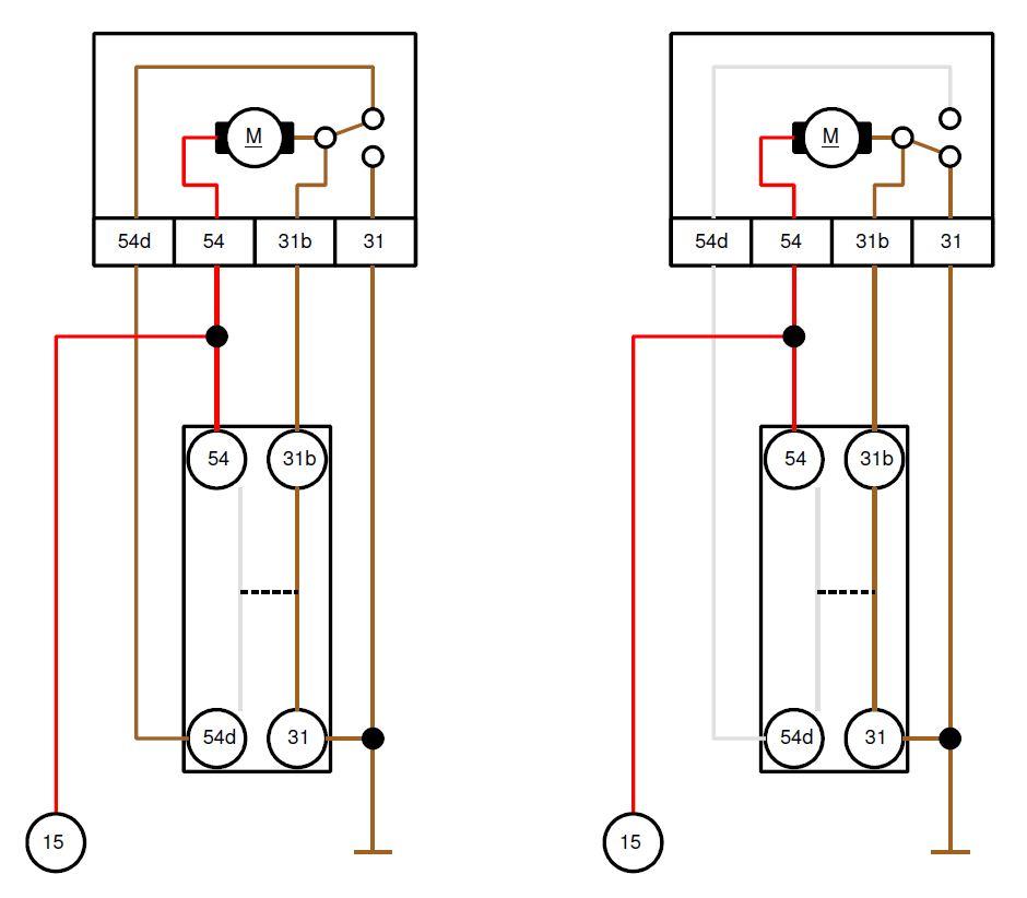 Berühmt Valeo Wischermotor Schaltplan Bilder - Elektrische ...