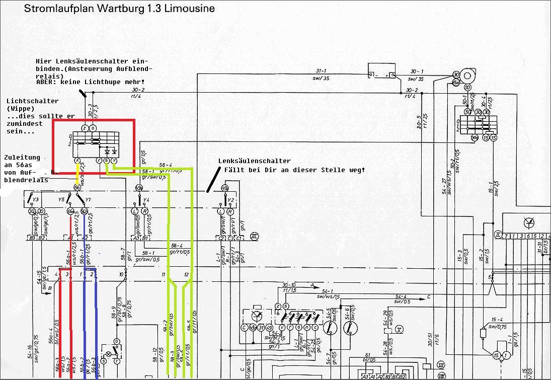 Berühmt Schaltplan Für Licht Und Schalter Ideen - Elektrische ...